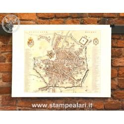Milano - pianta  -   LPIAC15