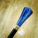 Bastone da passeggio - Milord blu