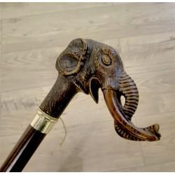 Bastone da passeggio - Elefante