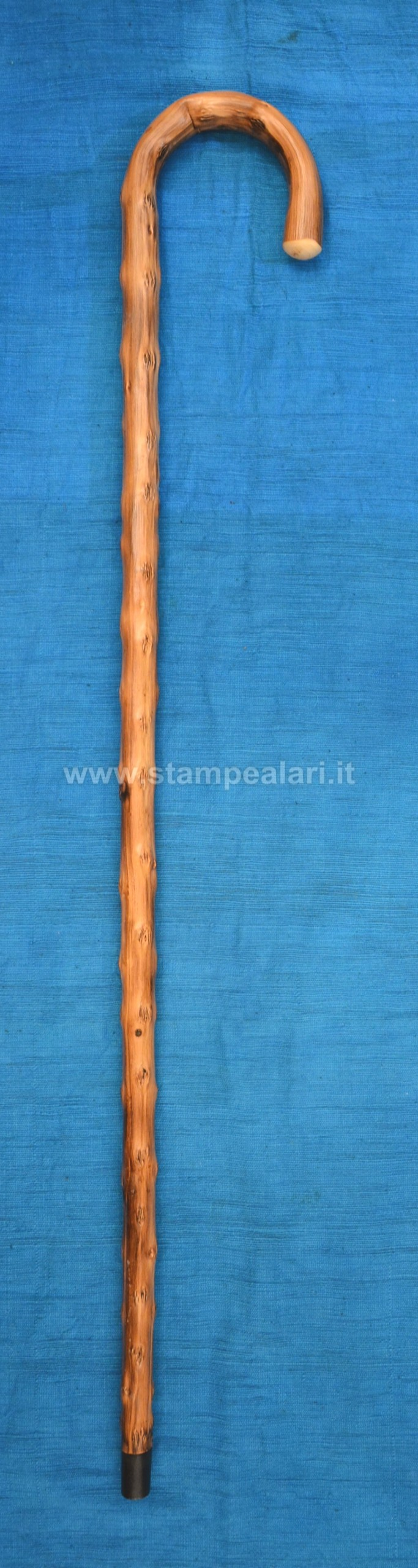Ben noto Bastone da passeggio in legno congo YI63