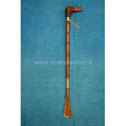 "[:it]Calzante anatra CM_001 con molla[:en]Shoe horn ""duck""  CM_001[:]"