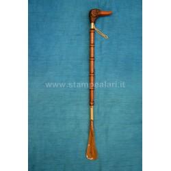 Calzascarpe - Anatra con molla accessorio per scarpe e stivali - fatto a mano in Italia BCM_001