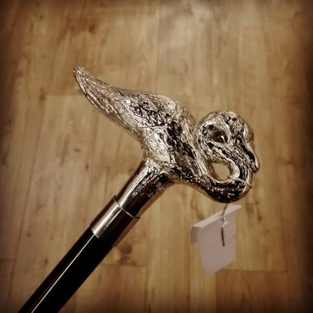 [:it]Bastone da passeggio - Cigno - B012[:en]Walking stick - Swan - B012[:]