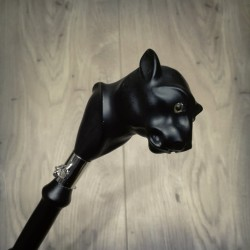 "Shoe horn ""black panter"""