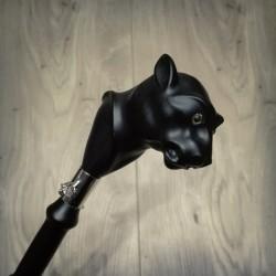 Calzascarpe pantera nera accessorio moda per scarpe e stivali - fatto a mano in Italia