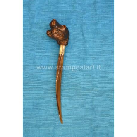 [:it]Tagliacarte - cane cocker - T004[:en]Letter opener - Cocker - T004[:]