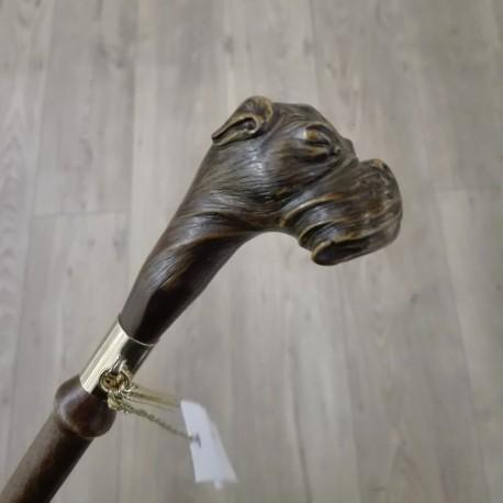 Calzascarpe - Cane Bulldog accessorio per scarpe e stivali - fatto a mano in Italia BC_075