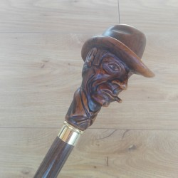 [:it]Bastone da passeggio - Cow boy - B020[:en]Walking stick - Cow boy - B020[:]