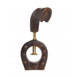 Schiaccianoci - Zampa di cavqallo corto di cavallo