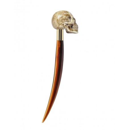 Letter opener - Skull