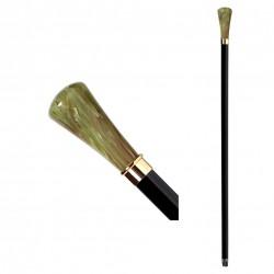 Bastone da passeggio Milord Verde Onice BB_063
