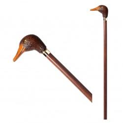 Bastone da passeggio - Oca canadese - Walking stick - BB_095