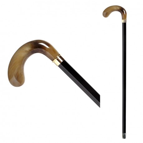 Bastone da passeggio - Curva Golf Corno BB_072